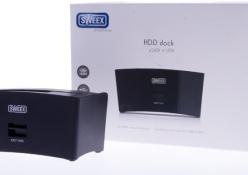 Výpočtová technika: HDD dock