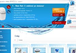 www.aquawater.sk: Predaj zariadení pre filtráciu a úpravu vody