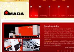 www.amada.sk: Profesionálne riešenia v oblasti ohraňovania, vysekávania a rezania
