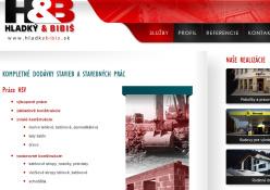 www.hladkybibis.sk: Kompletné dodávky stavieb a stavebných prác