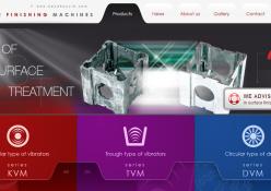 www.kayakocvib.com: Priemyselné technológie a zariadenia pre opracovanie povrchu