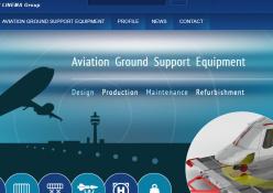 www.linemagse.com: Výrobca leteckej techniky pre pozemnú podporu.