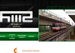 www.vibro.sk: Kvalitné riešenia v oblasti antivibračných materiálov