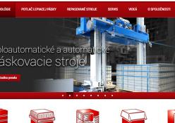 www.wrent.sk: Baliaca a páskovacia technika, príslušenstvo a baliace materiály.