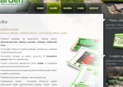 www.zahradasnov.sk: Projektovanie a realizácia okrasných záhrad